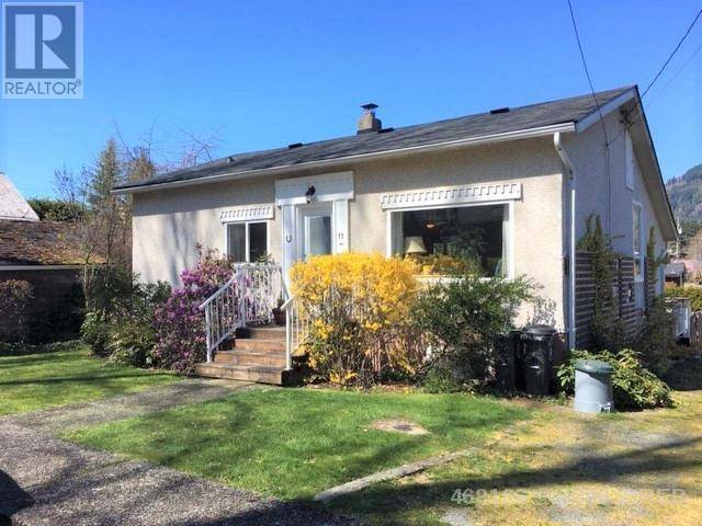 House for sale at 11 Wellington Rd Lake Cowichan British Columbia - MLS: 468166