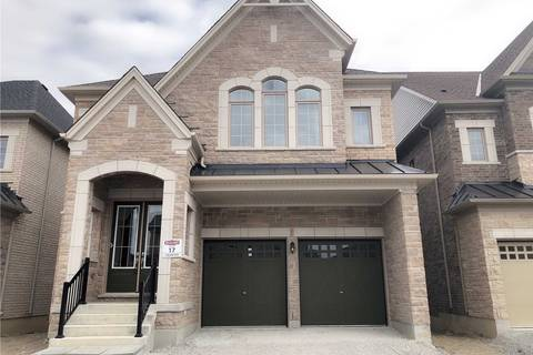 House for rent at 11 Wellman Dr Richmond Hill Ontario - MLS: N4453590