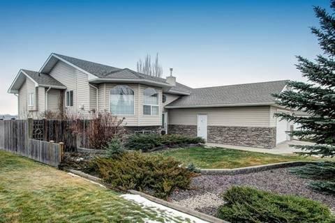 House for sale at 11 Wheeler Pl Strathmore Alberta - MLS: C4276534
