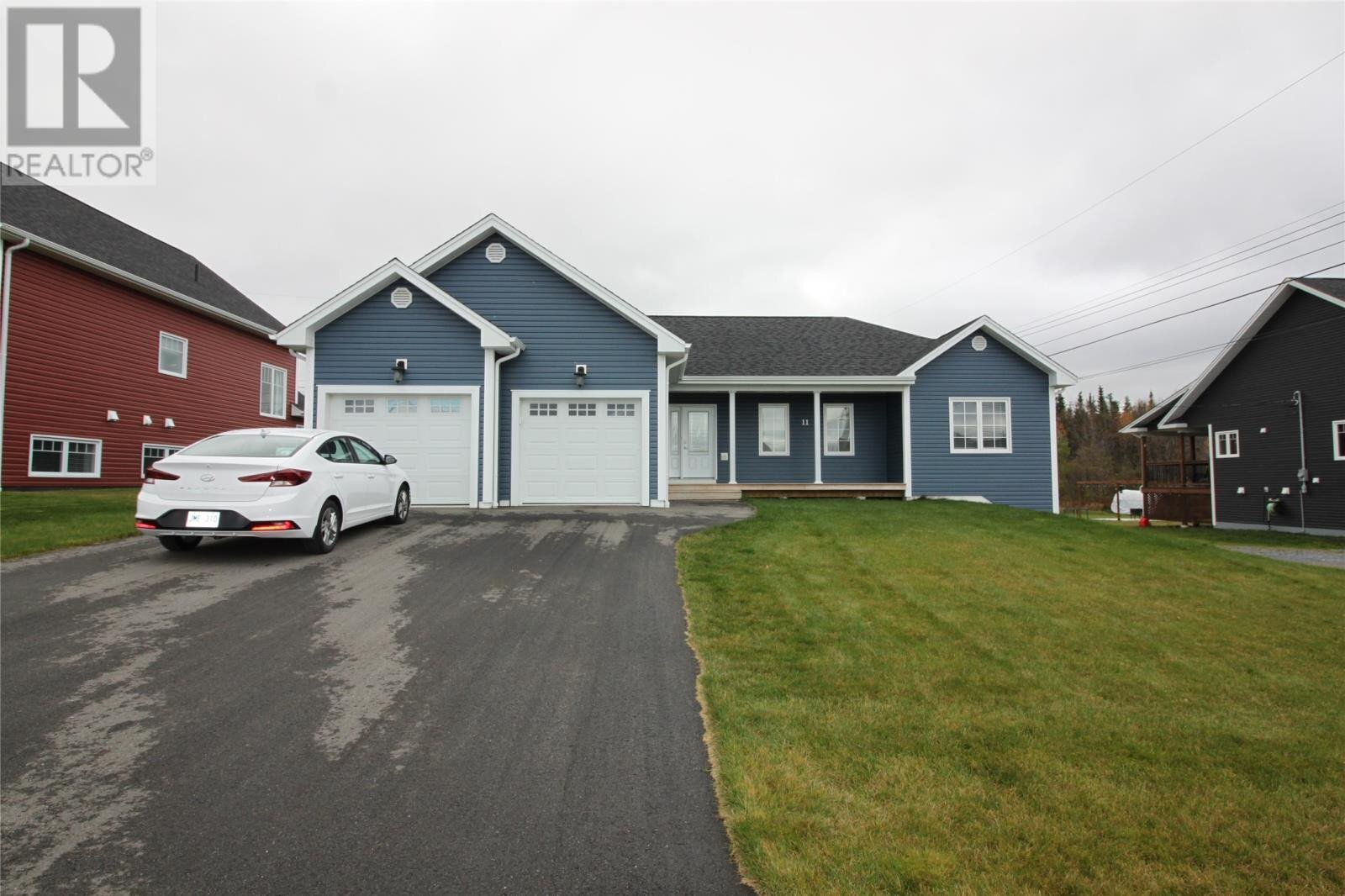 House for sale at 11 Whiffen Dr Pasadena Newfoundland - MLS: 1222860