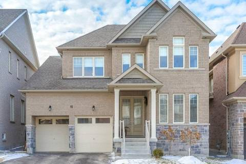 House for sale at 11 William Luck Ave East Gwillimbury Ontario - MLS: N4420560
