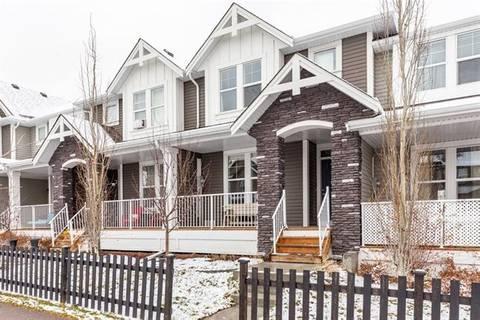Townhouse for sale at 11 Williamstown Garden(s) Northwest Airdrie Alberta - MLS: C4274829