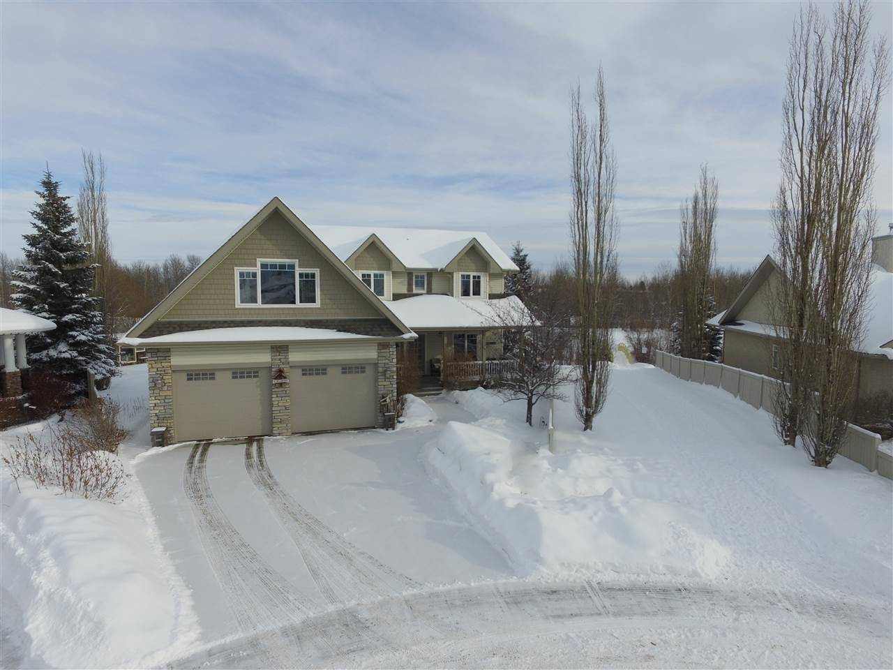House for sale at 11 Willow Wy Stony Plain Alberta - MLS: E4186013
