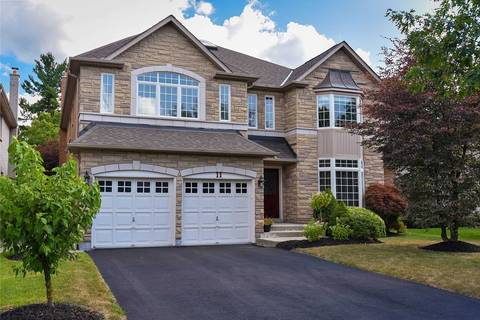 House for sale at 11 Winterport Ct Richmond Hill Ontario - MLS: N4535717