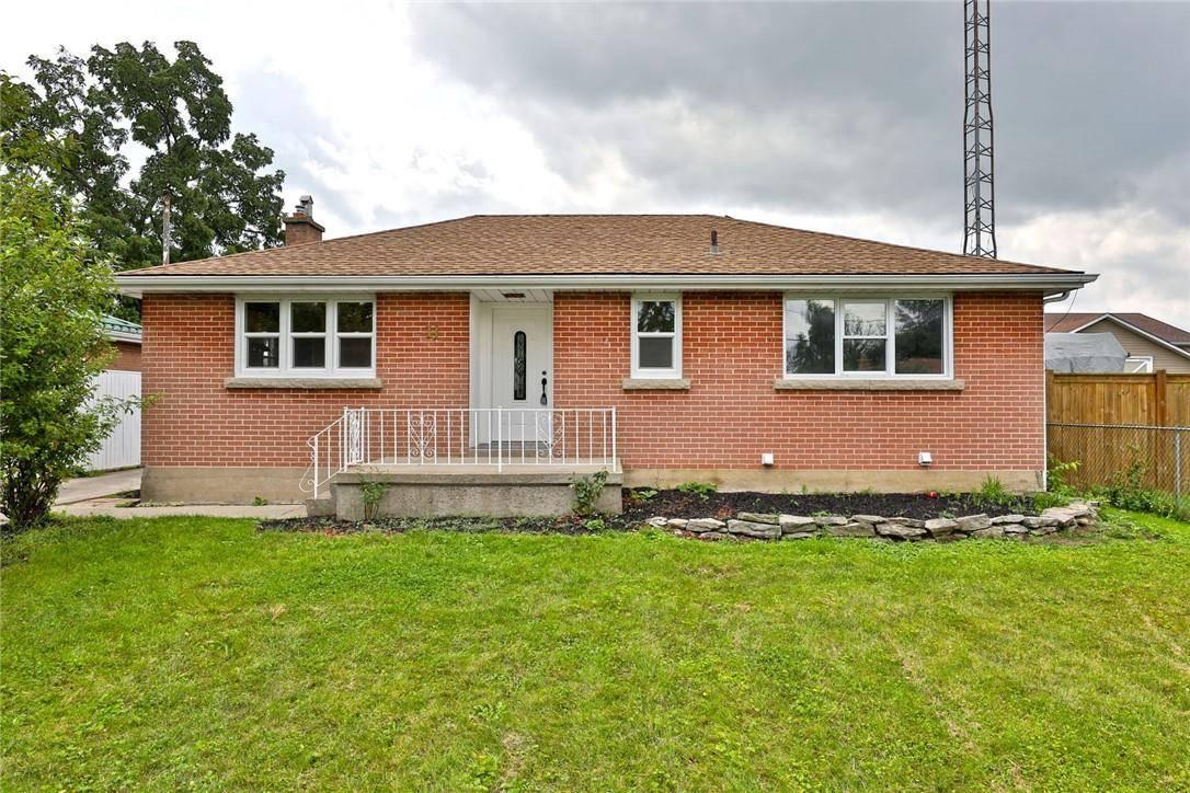 House for sale at 11 Woodman Dr Brantford Ontario - MLS: H4062499