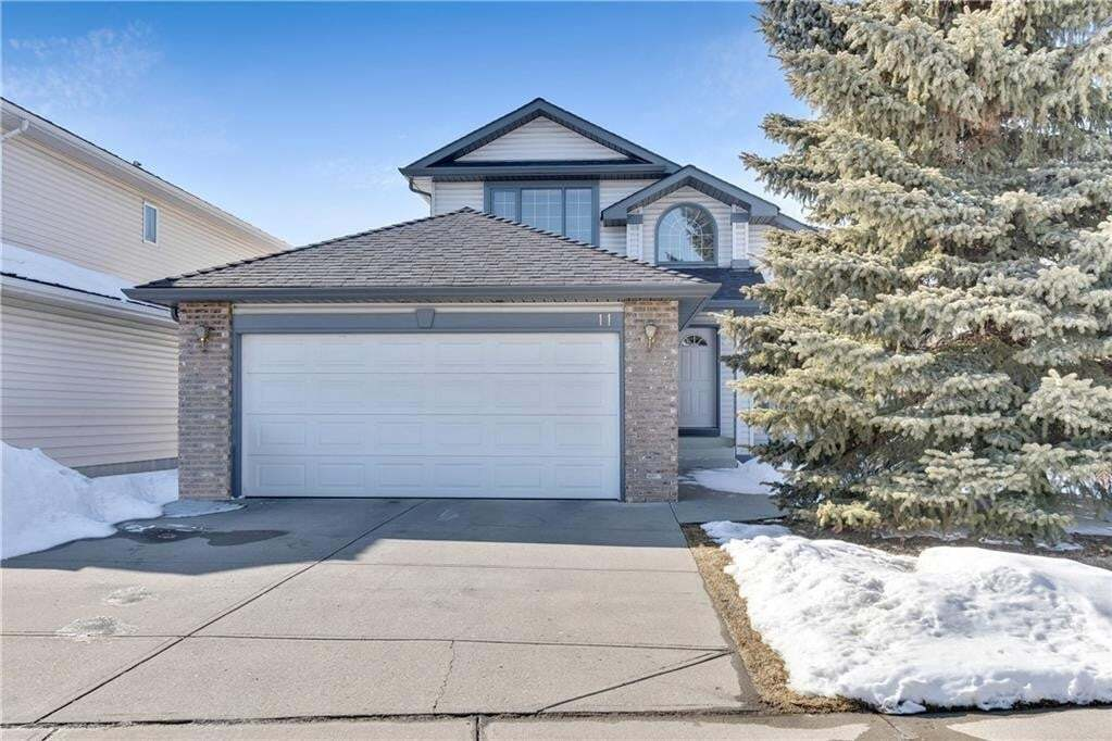 House for sale at 11 Woodpark Cl SW Woodlands, Calgary Alberta - MLS: C4292009