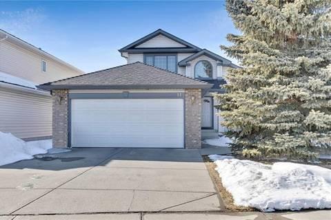House for sale at 11 Woodpark Cs Southwest Calgary Alberta - MLS: C4292009