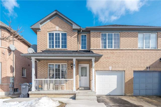 For Sale: 11 Wyoming Trail, Brampton, ON | 3 Bed, 4 Bath Townhouse for $599,000. See 20 photos!