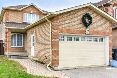 House for sale at 11 Zachary Dr Brampton Ontario - MLS: W4432087