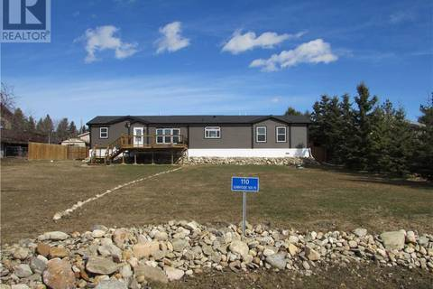 House for sale at 100 Sunnyside Pl Unit 110 Rural Ponoka County Alberta - MLS: ca0158488