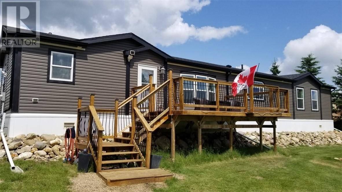 Home for sale at 100 Sunnyside Pl Unit 110 Rural Ponoka County Alberta - MLS: ca0174794