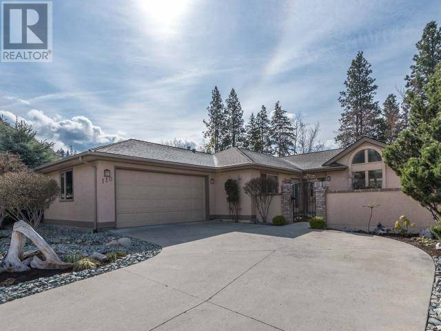 House for sale at 102 Forestbrook Pl Unit 110 Penticton British Columbia - MLS: 177575