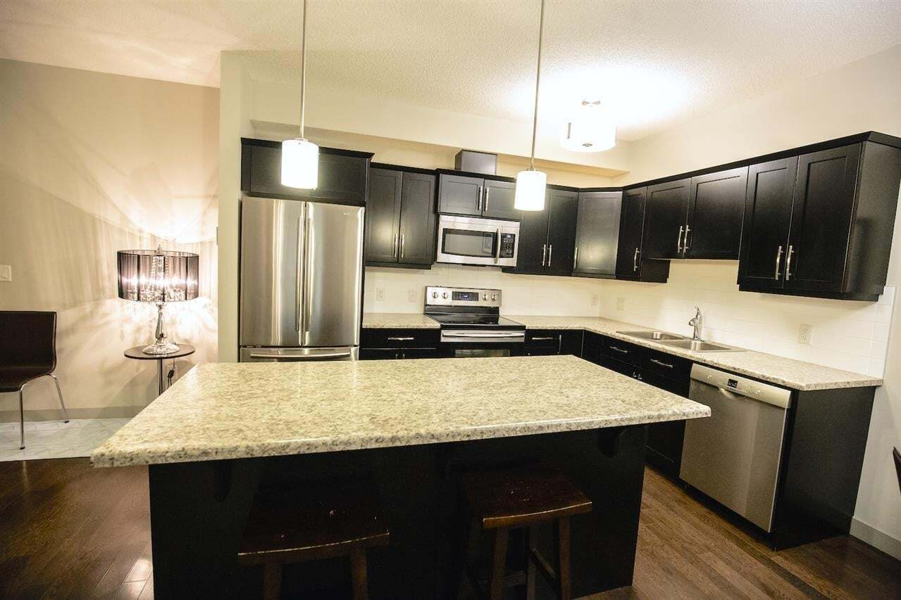 Condo for sale at 10520 56 Av NW Unit 110 Edmonton Alberta - MLS: E4203331