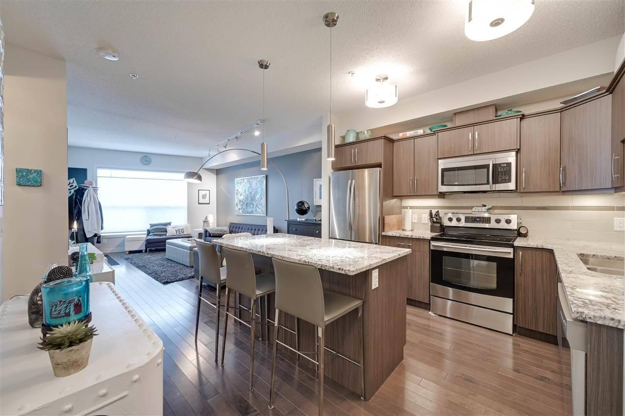 Condo for sale at 10523 123 St Nw Unit 110 Edmonton Alberta - MLS: E4185611
