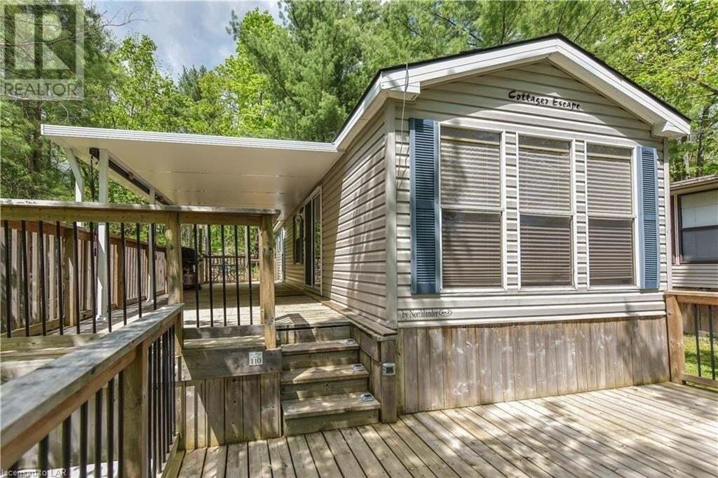 Residential property for sale at 1082 Shamrock Marina Rd Unit 110 Severn Bridge Ontario - MLS: 262341