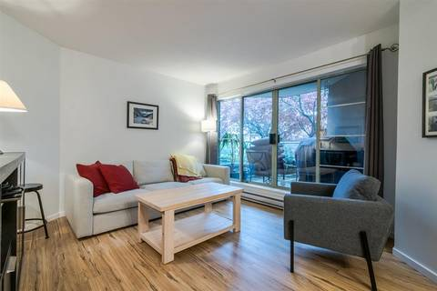 Condo for sale at 1082 8 Ave W Unit 110 Vancouver British Columbia - MLS: R2361522