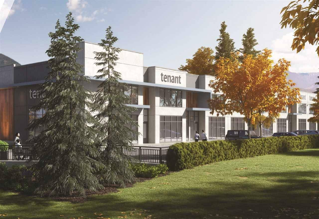 Commercial property for lease at 1091 Commercial Pl Apartment 110/112 Squamish British Columbia - MLS: C8031377