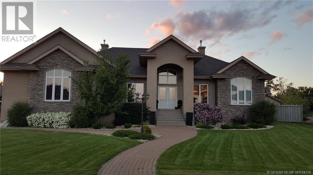 House for sale at 11204 110 Avenue Cs Unit 110 Fairview Alberta - MLS: GP214776