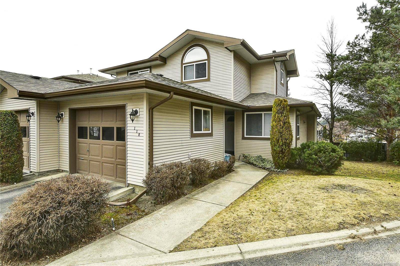 Townhouse for sale at 133 Wyndham Cres Unit 110 Kelowna British Columbia - MLS: 10202082