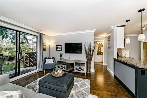 Condo for sale at 1442 Blackwood St Unit 110 White Rock British Columbia - MLS: R2436082