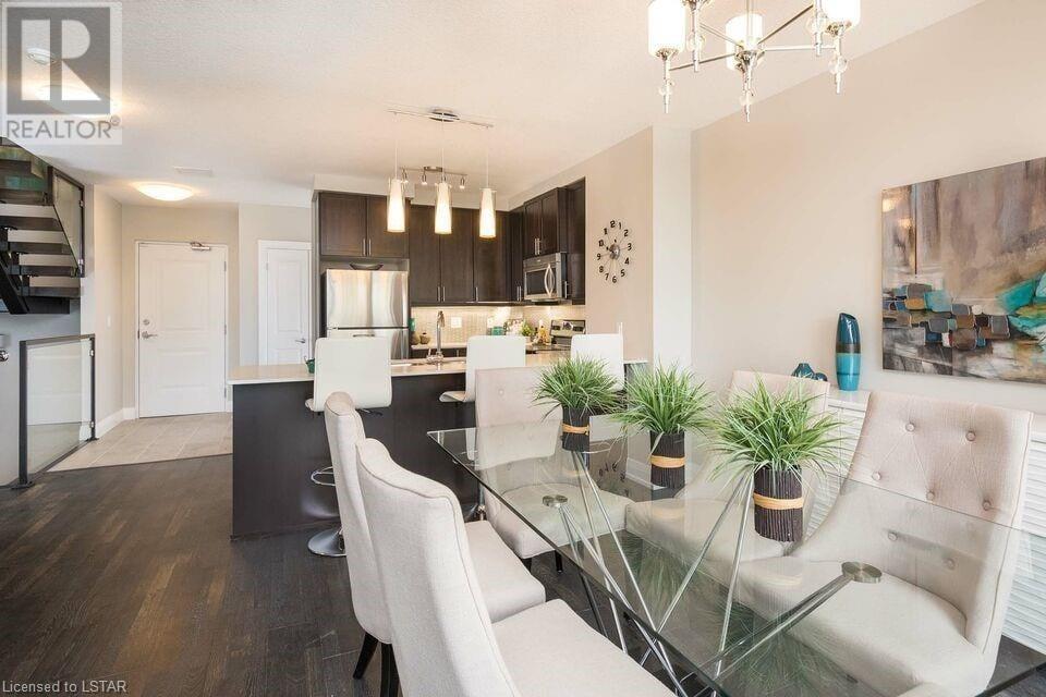 Apartment for rent at 16 Barrel Yards Blvd Unit 110 Waterloo Ontario - MLS: 263268
