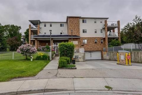 Condo for sale at 165 Manora Pl Northeast Unit 110 Calgary Alberta - MLS: C4256150