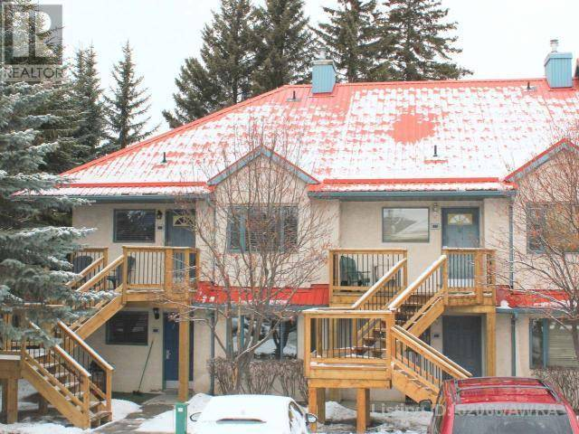 Townhouse for sale at 1720 Bow Valley Tr Unit 110 Canmore Alberta - MLS: 52066