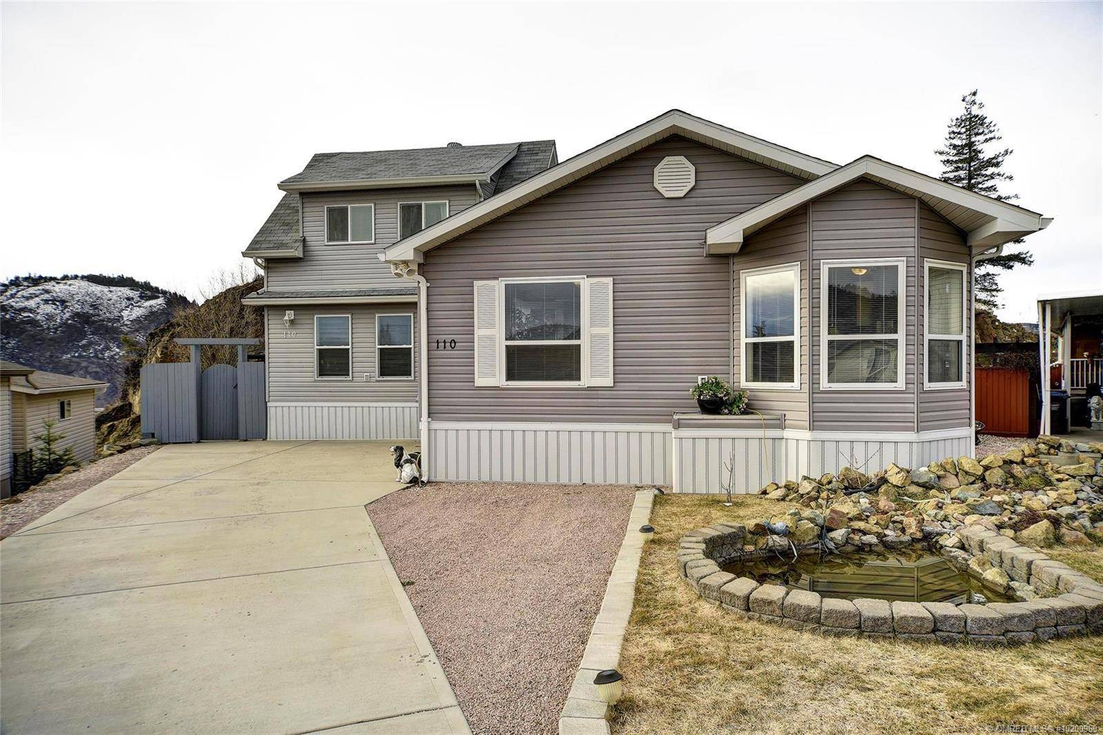 House for sale at 1750 Lenz Rd Unit 110 West Kelowna British Columbia - MLS: 10200969