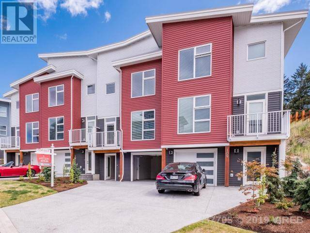 Townhouse for sale at 1800 Summerhill Pl Unit 110 Nanaimo British Columbia - MLS: 457705