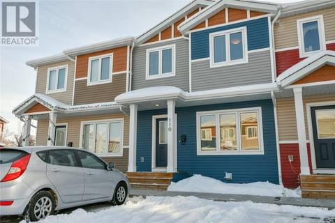 Townhouse for sale at 1920 7th Ave E Unit 110 Regina Saskatchewan - MLS: SK801572