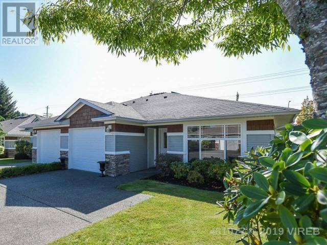 Townhouse for sale at 2077 Andrews Wy Unit 110 Courtenay British Columbia - MLS: 461077