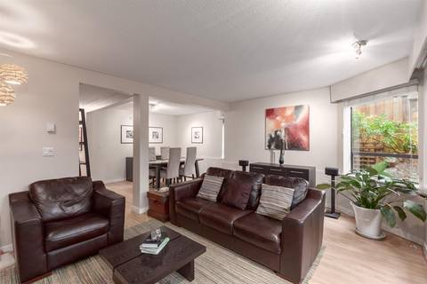 Condo for sale at 2410 Cornwall Ave Unit 110 Vancouver British Columbia - MLS: R2380203