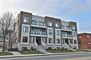 For Rent: 110 - 256 Royal York Road, Toronto, ON | 2 Bed, 3 Bath Townhouse for $2550.00.