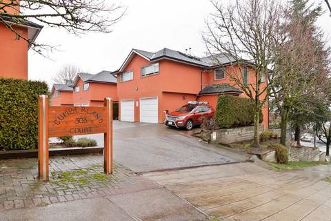Townhouse for sale at 303 Cumberland St Unit 110 New Westminster British Columbia - MLS: R2435704