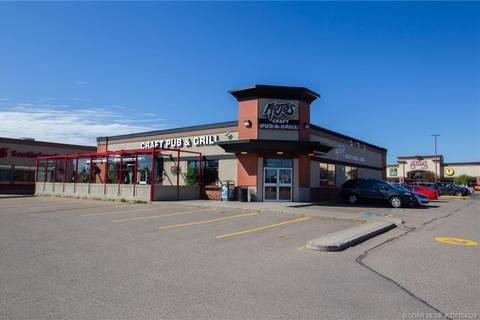 Residential property for sale at 376 1 Ave S Unit 110 Lethbridge Alberta - MLS: LD0164229