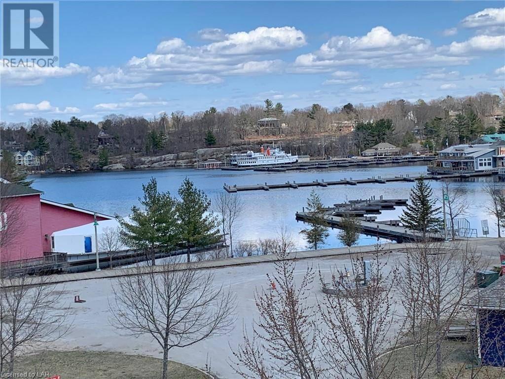 Condo for sale at 403 Steamship Bay Rd Unit 110 Gravenhurst Ontario - MLS: 255881