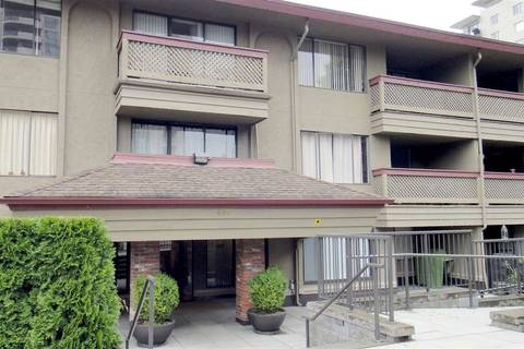 Condo for sale at 436 Seventh St Unit 110 New Westminster British Columbia - MLS: R2413065