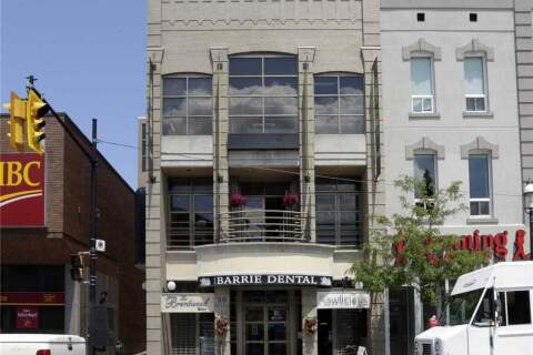 Commercial property for lease at 50 Dunlop St Apartment 110 Barrie Ontario - MLS: S4915433