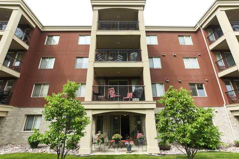 Condo for sale at 500 Palisades Wy Unit 110 Sherwood Park Alberta - MLS: E4162110