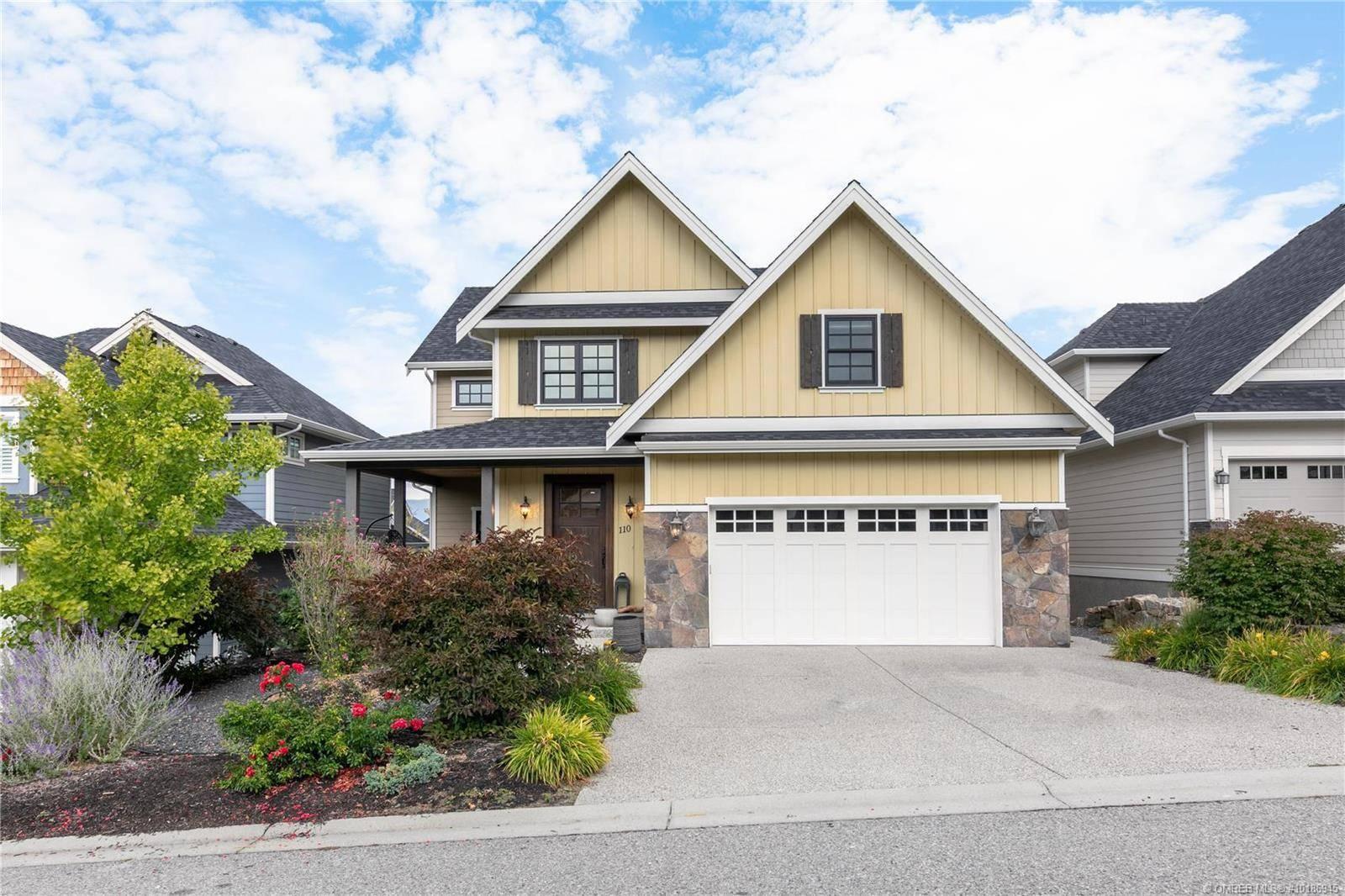 House for sale at 515 Wren Pl Unit 110 Kelowna British Columbia - MLS: 10186945