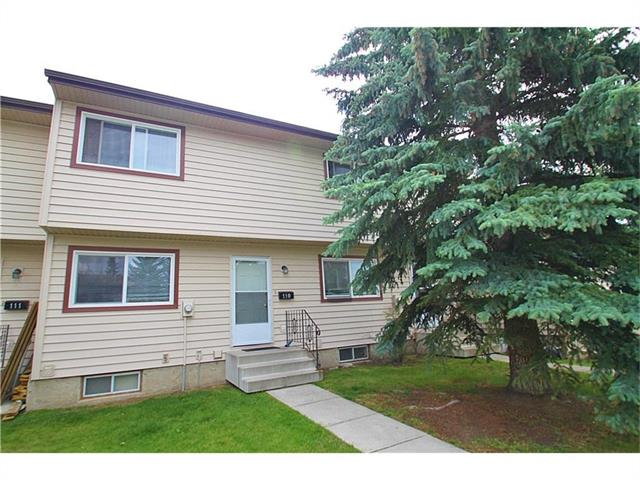 For Sale: 110 - 6100 4 Avenue Northeast, Calgary, AB   3 Bed, 1 Bath Townhouse for $198,000. See 25 photos!