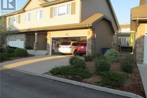 Townhouse for sale at 615 Stensrud Rd Unit 110 Saskatoon Saskatchewan - MLS: SK763102