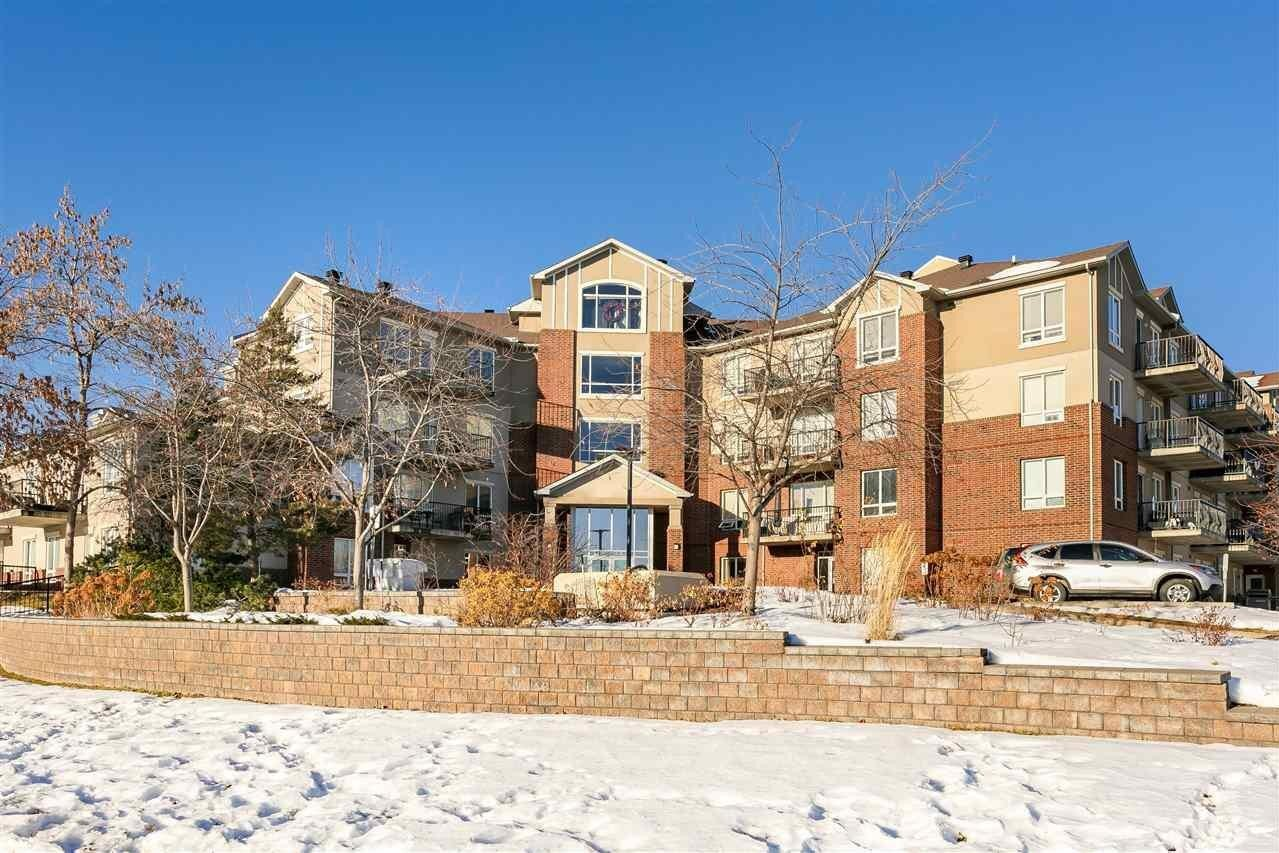 Condo for sale at 6220 134 Av NW Unit 110 Edmonton Alberta - MLS: E4222632