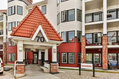 Condo for sale at 70 Royal Oak Plaza Northwest Unit 110 Calgary Alberta - MLS: C4294744
