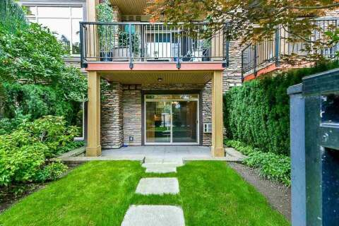 Condo for sale at 8328 207a St Unit 110 Langley British Columbia - MLS: R2495356