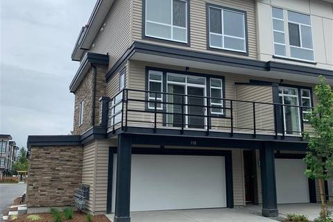 Townhouse for sale at 8413 Midtown Wy Unit 110 Chilliwack British Columbia - MLS: R2397518