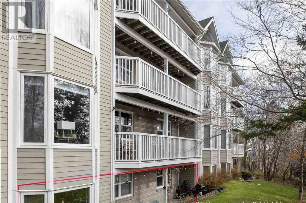 Condo for sale at 87 Kearney Lake Rd Unit 110 Halifax Nova Scotia - MLS: 202024595