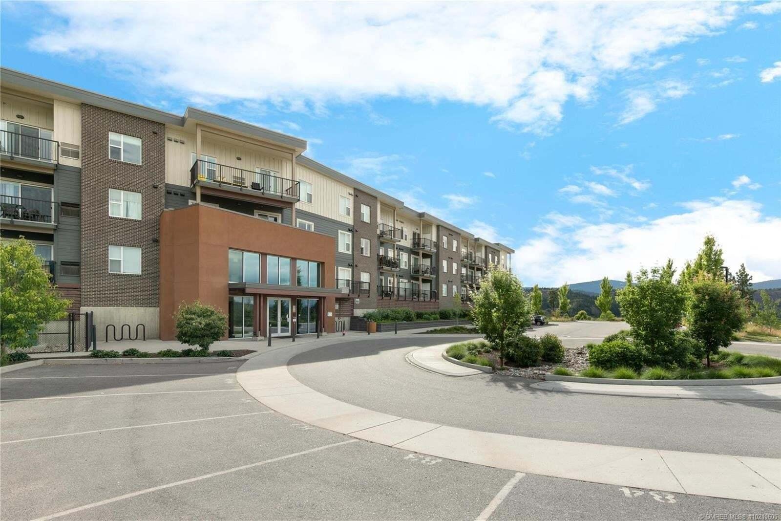 Condo for sale at 935 Academy Wy Unit 110 Kelowna British Columbia - MLS: 10210605