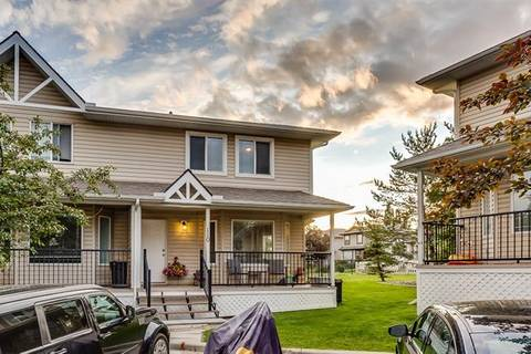 Townhouse for sale at 950 Arbour Lake Rd Northwest Unit 110 Calgary Alberta - MLS: C4258734