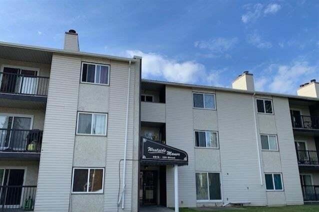 Condo for sale at 9816 156 St NW Unit 110 Edmonton Alberta - MLS: E4192374